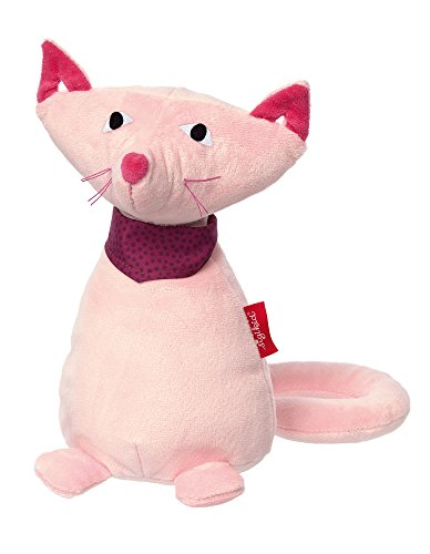 sigikid, Mädchen, Nachtbrillenträger Katze, Rosa, 42137
