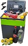 30 Liter 2in1 Kühlbox | 12V | 230V | Elektrische Kühlbox | Kühltasche | Isoliertasche | Thermobox | Warmhaltebox | Auto | Camping | Thermal Kühlbox | Cool Box
