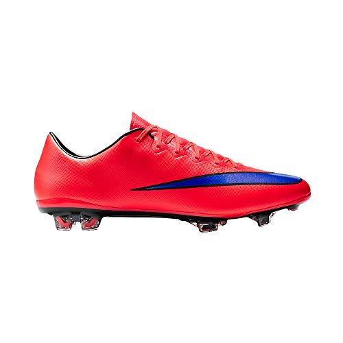 648553 650|Nike Mercurial Vapor X FG Bright Crimson|47
