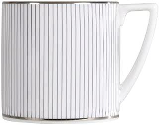 Jasper Conran China Blue Pinstripe Mini Mug