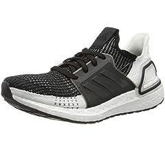 adidas Ultraboost 19 W, Zapatillas de Running para Mujer, Negro (Core Black/Grey Six/Grey Four F17 Core Black/Grey Six/Grey Four F17), 36 EU: Amazon.es: Zapatos y complementos