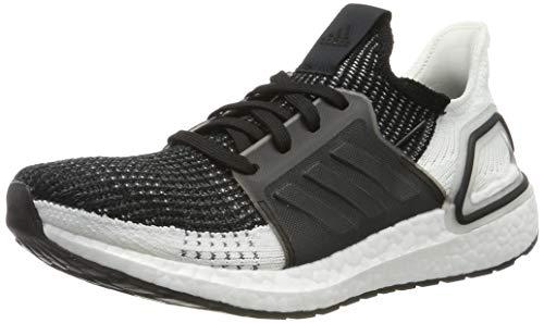 adidas Ultraboost 19 W, Zapatillas de Running para Mujer, Negro Core Black Six/Grey Four F17, 40 2/3 EU