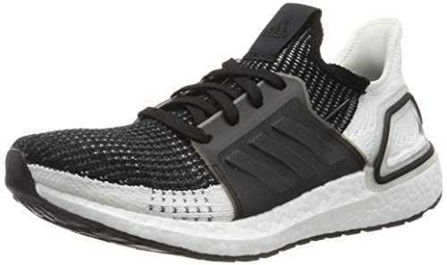 adidas Ultraboost 19 W, Zapatillas de Running para Mujer, Negro Core Black Six/Grey Four F17, 40 2/3 EU