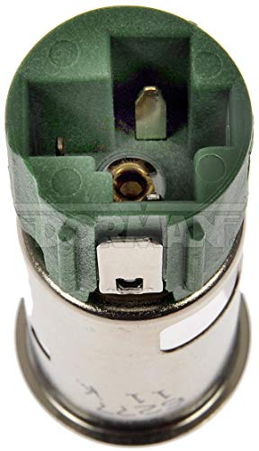 Price comparison product image Dorman 926-332 Power Outlet Socket for Select Ford / Lincoln / Mercury Models,  Nickel Plated