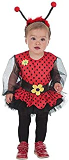 LLOPIS  - Disfraz Bebe Mariquita niña