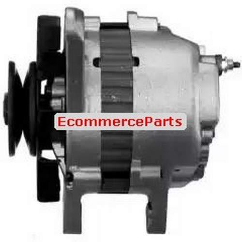 Alternador Mitsubishi 9145374913592 EcommerceParts Voltaje: 12 V, Alternador-Corriente de carga: 45 A,...