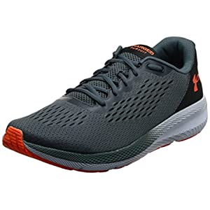 Under Armour Men's Charged Pursuit 2 Special Edition, Pitch Gray (103)/White, 11 M US
