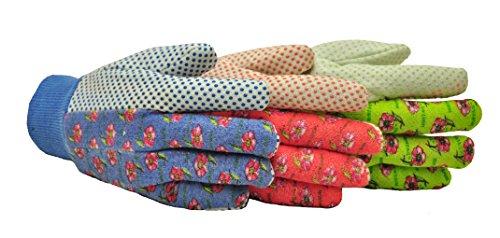 G & F Products 1852-3 Women Soft Jersey Garden...