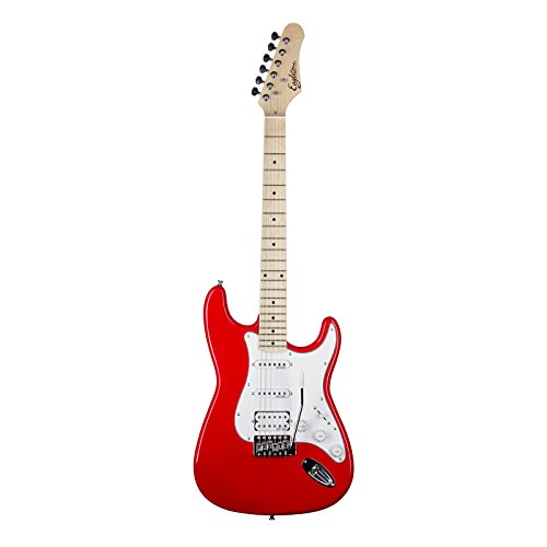 Eagletone Phoenix HSS chitarra elettrica, rosso