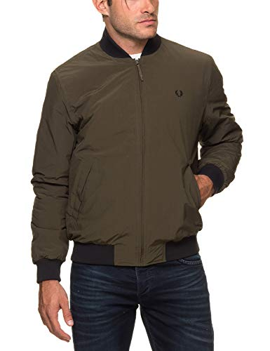 Fred Perry Ripstop Bomber Jacket J4514 G78-L