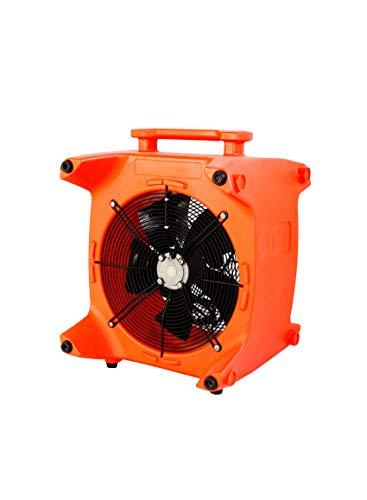 Ventilator FD 4000 Lüfter Axiallüfter Ventilator Ventilation Bautrockner Bautrocknung Trockner