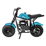 40CC Trail Mini Dirt Bike Gas-Power 4-Stroke Motorcycle Pocket Bike Pit Mint