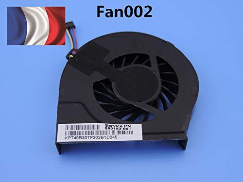 Genuine HP Compaq DC7700 Desktop Fan 435454-001