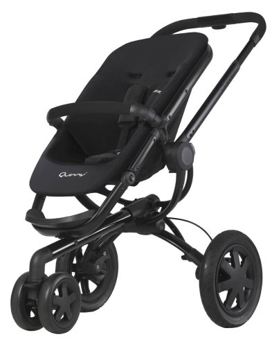 Quinny 60302960 - Quinny 60302960 - Buzz 3 Black & White Limited Edition, schwarz