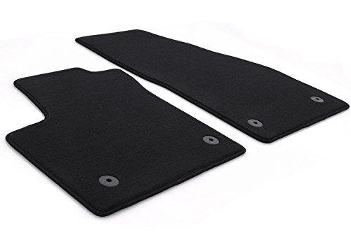 kh Teile Fußmatten Meriva B Velour Automatten Original Qualität Zubehör 2-teilig Schwarz