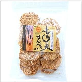 グリップコーポレーション もち麦せんべい 125g  3袋