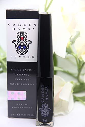 *Producto de Londres* Premium Organic Serum para CRECIMIENTO DE PESTAÑAS con Vitaminas E+H - Concentrado y Nutrativo - 3ml por Camden Hamsa