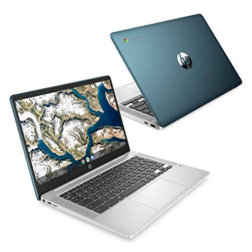 [Amazon.co.jp Exclusive] Google Chromebook HP Laptop 14.0 Full HD IPS Touch Display Japanese Keyboard Intel Celeron® N4020 14a Limited Color