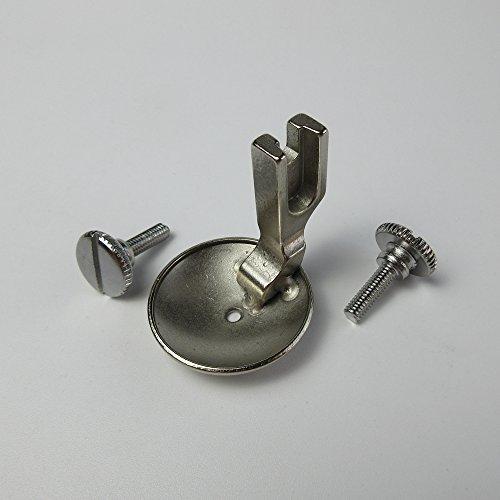 Prensatelas de acolchado de caña alta movimiento libre Qs1 para máquina de coser industrial Juki Ddl-5550 8500 Pfaff Grand Quilter Viking Mega