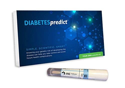 Read About Diabetes Predict DNA Test Kit