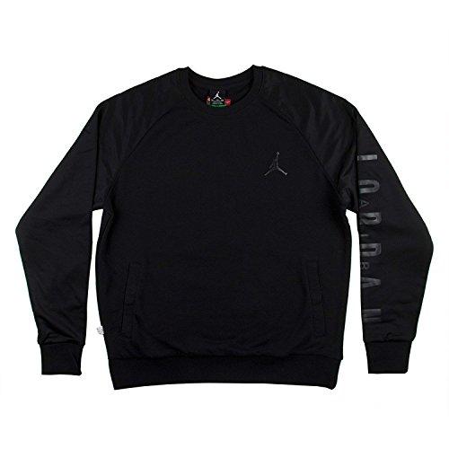 Jordan Retro 7 Pocket Crew Sweater 642591 010 Men's Size 2xlarge