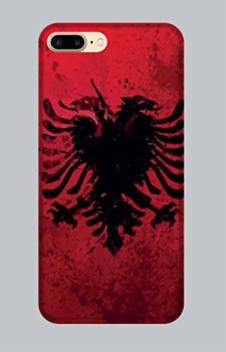 COVER MORBIDA IN TPU APPLE iPhone 7-8 PLUS 02 ALBANIA