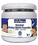 ByGrandma Homemade Herbal Baby Bath Powder Full Body Wash for Babies | Smooth Skin for Baby | Natural Body Wash for Baby | 250 Gram - Best Reviews Guide