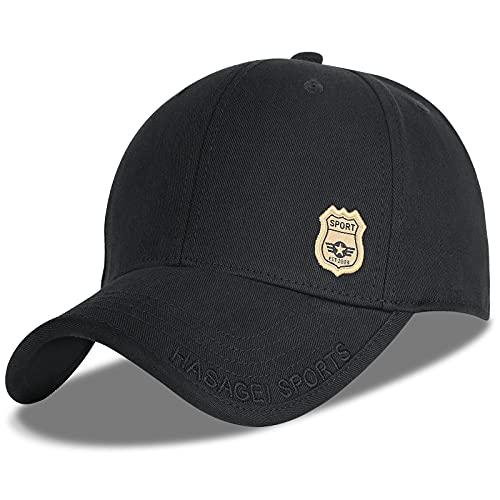 AOHAN Basecap Herren Baseball Cap Damen Outdoor Mütze Casual Classic Mode Baseballmütze Kappe Sonnenblende Hüte Verstellbar Unisex Cotton Cap