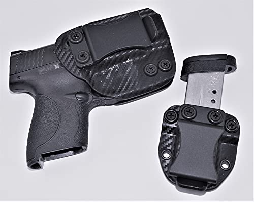 KRounds Smith & Wesson MP Shield 9 Holster and Magazine Belt...