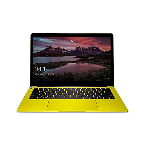 AVITA LIBER NS13A2IN259P 13.3-inch Laptop (8th Gen Core i7-8550U/8GB/512GB SSD/Window 10 Home/Integrated Graphics), Flowers on Yellow