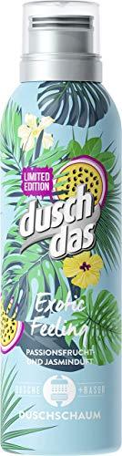 Duschdas Duschschaum Exotic Feeling, 6er Pack (6 x 200 ml)