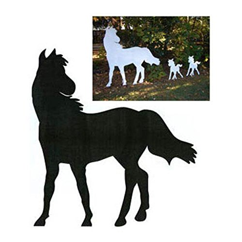 Woodworking Project Paper Plan to Build Large Horse Shadow