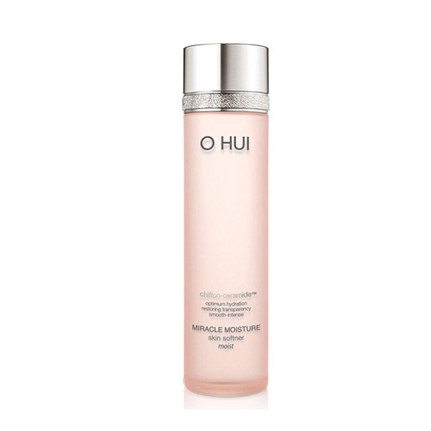 利得ボリューム行為オフィミラクルモイスチャースキンソフナー150ml、O Hui Miracle Moisture Skin Softener 150ml [並行輸入品]