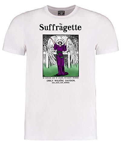Camiseta de Emily Wilding Sufraguista