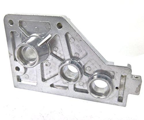 Fa. Wessel 1:6 Carbon Fighter Breaker Desert Racer Aluminium Getriebeplatte AluTuning