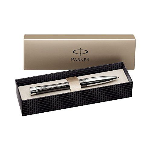 パーカーボールペン油性アーバンプレミアムエボニーメタルCTS1134323正規輸入品