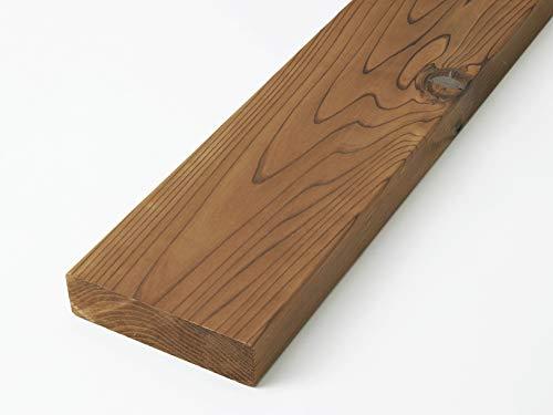 江間忠ソレックス エステックウッド 国産杉 36×136×2000×10本セット(2.72�u) 1面パテ仕上げ S13636-M121