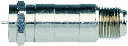 Axing SZU 14-00 DC-Blocker (F-Stecker/F-Buchse)