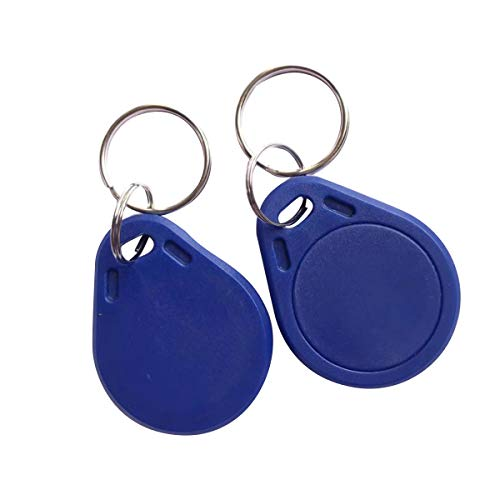 10pcs HFeng Real 13.56MHz UID Token intercambiable Token MF 1K Tag NFC reescribible Tarjeta de control de acceso RFID reescribible utilizada para copiar//clonar tarjeta