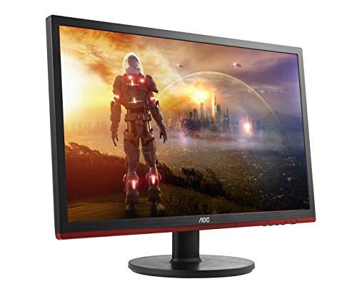 Monitor Gamer AOC LED 21,5' Full HD Speed com AMD Freesync, Anti-Blue Light, Shadow Control e Entrada HDMI - G2260VWQ6