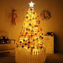 QXM kerstdecoratie cadeau mini-kerstboomparty, kinderbureau familiedecoratie scène arrangement