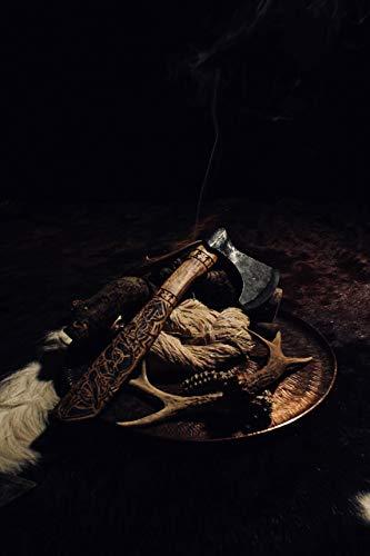 Hacha de poder de Tyr, Hacha Vikinga, Tyr, Dioses Nórdicos Hacha Nórdica,...