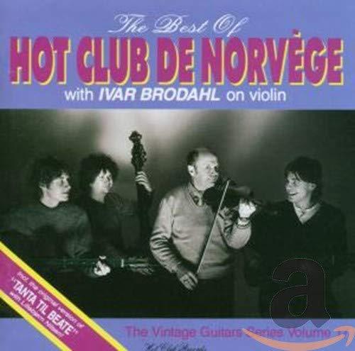 Hot Club De Norvege - The Best Of - Portrait Of Ivar Brod