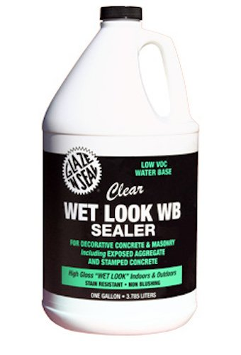 Glaze 'N Seal - 173 Clear'Wet Look' WB Sealer Gallon