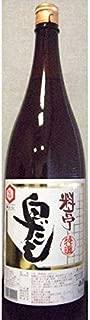 七福醸造 特選料亭白だし1.8L 【業務用】