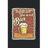Smetti di provare a rendere tutti felici: Smetti di provare il regalo con alcol per appunti