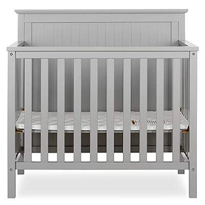 Dream On Me Ava 3-in-1 Convertible Mini Crib by AmazonUs/DREAY