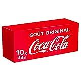 Coca-Cola Goût Original Boîte 33CL x 12 SLEEK