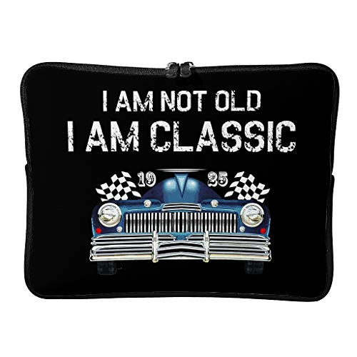 Laptop Bags I Am Not Old I Am Classic Casual Standard Waterproof Tablet Cases Suitable for Business Trip