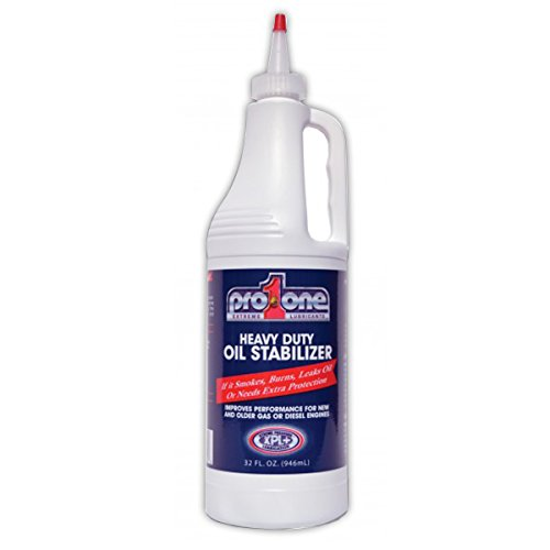 LOHAS FARMS ProOne Heavy-Duty Oil Stabilizer - XPL+ Xtreme Pressure Lubrication Technology - for All Diesel Engines & Higher Mileage Gasoline Engines (32oz / 946ml)